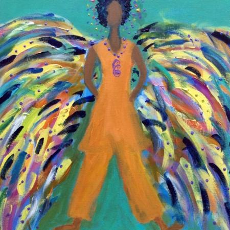 Yes, Angels Wear Pants - Brenda K Robinson